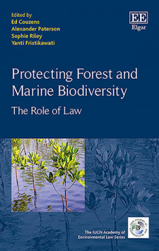protecting forest and marine biodiversity